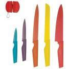 Royal Crest 6 PC Cutlery Set with Stainless Steel Blades