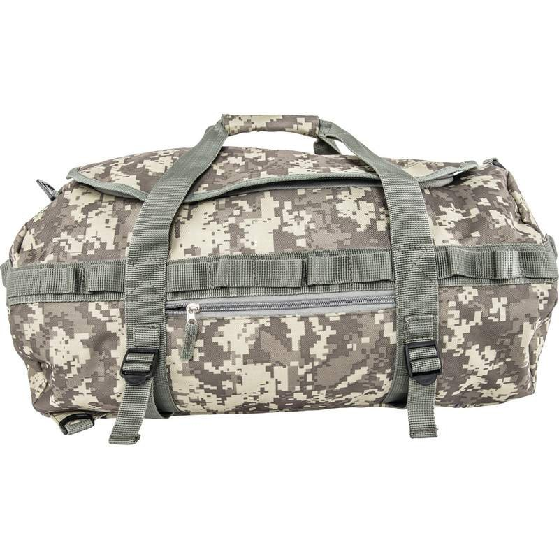 20� Camouflage Tote Bag/Backpack Features 600D 100% Polyester 15% Off