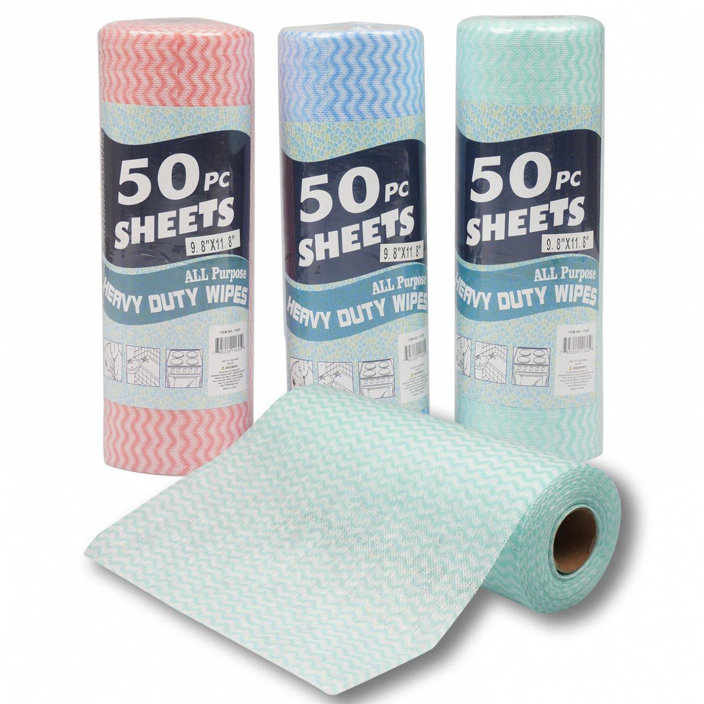 50 Piece Kitchen Wipes
