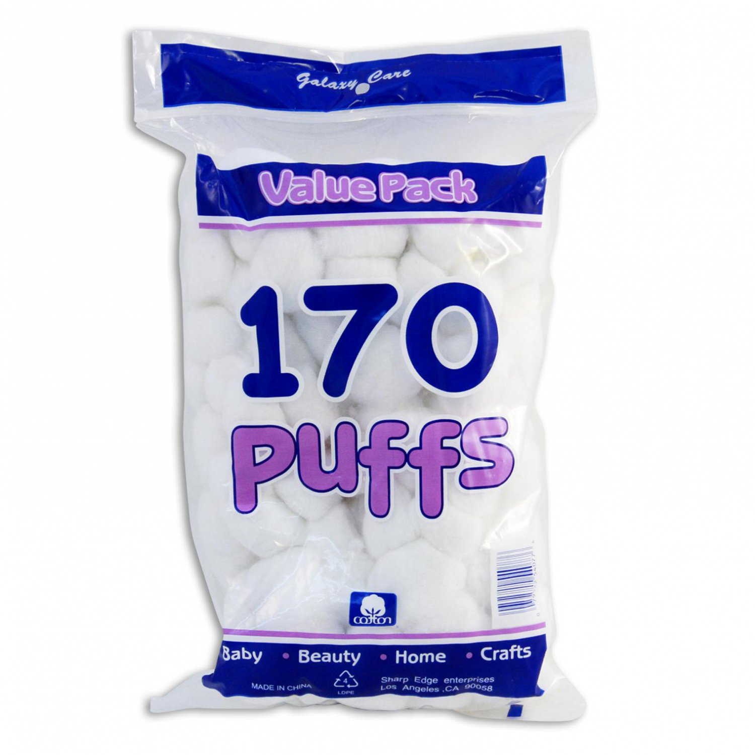 170 Count Cotton Ball Pack Out of Stock