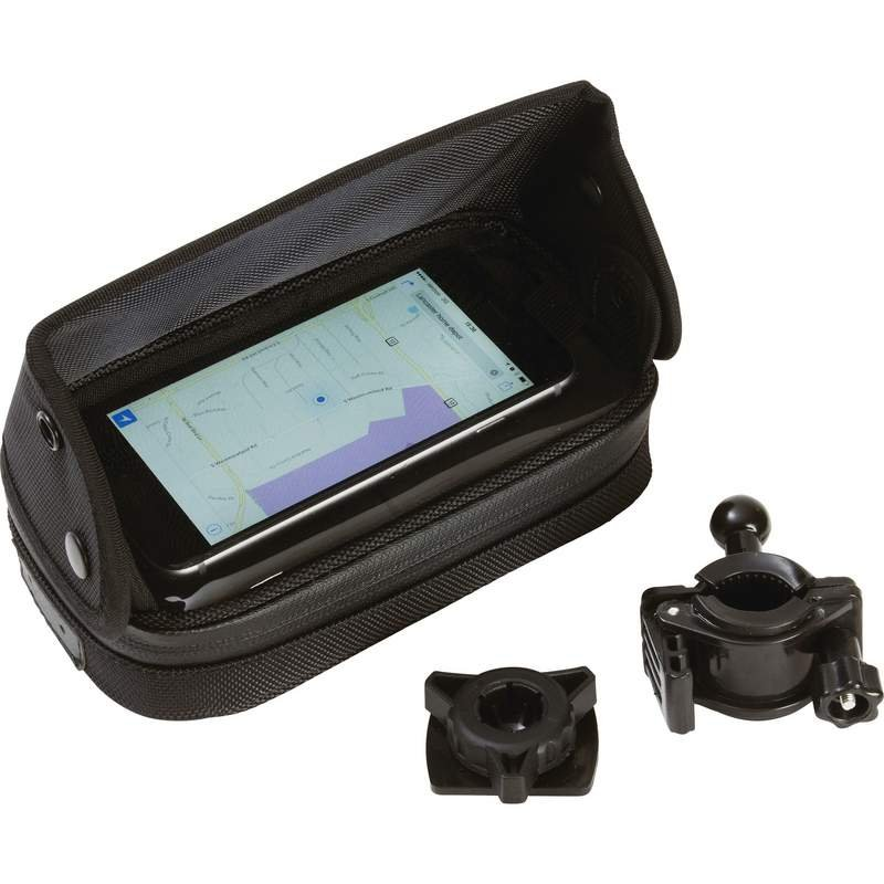 Adjustable Waterproof Motorcycle/Bicycle GPS/Smartphone Mount