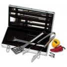 Chefmaster 22pc Stainless Steel Barbecue Long Handle Tool Set