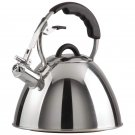 3.17qt T304 Stainless Steel Tea Kettle with Copper Capsule Bottom