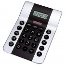 Mitaki-Japan Dual-Powered Calculator with 8-Digit Display