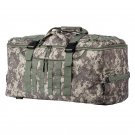 "24"" Digital Camouflage Tote/Backpack with Exterior Zippered Pocket"
