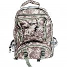 Extreme Pak Camouflage Water-Resistant Backpack with Mesh Pocket