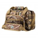 Mossberg Camouflage Cooler Bag with Side Pockets and Leakage Safe