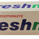 Freshmint 6.4 oz. Anticavity Fluoride Toothpaste, Individually boxed tubes