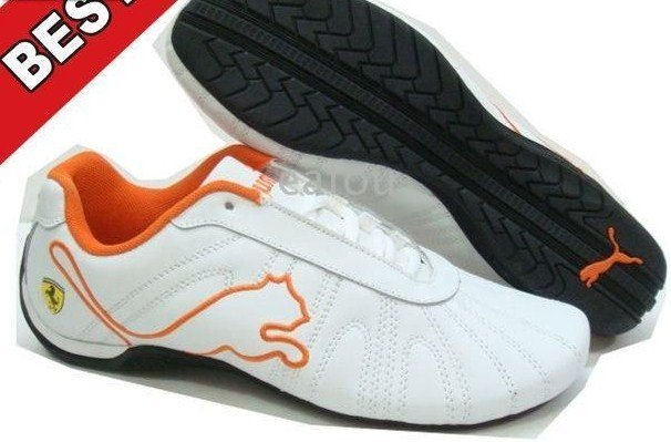 Women's Puma running shoes