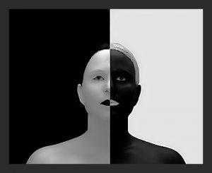 Black or White 8x10