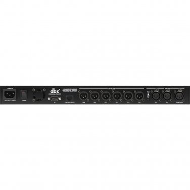 DBX DriveRack 260 2 x 6 Loudspeaker Management System with Display