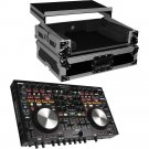 Denon DNMC6000MK2 Professional Digital Mixer and Controller. With ProX Flight Case For MC6000MK2.