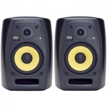 KRK VXT 8 Pair Powered Monitors