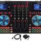 New Numark NV Intelligent Dual Display DJ Controller for Serato DJ - 4 Channel