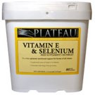Plateau Vitamin E & Selenium Crumblets 10lbs #593-141
