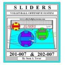 eBook (PDF) SLIDERS Volleyball Play Book