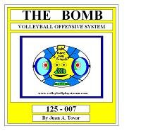 eBook (PDF) The Bomb Volleyball Play Book