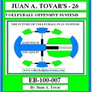 eBook (PDF) 26 VOLLEYBALL OFFENSIVE SYSTEMS BY Juan A. Tovar