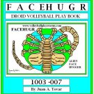 eBook (PDF) FACEHUGR - DROID VOLLEYBALL PLAY BOOK
