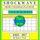 eBook (PDF) SHOCKWAVE - DROID VOLLEYBALL PLAY BOOK