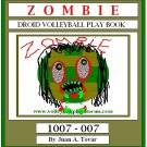eBook (PDF) ZOMBIE - DROID VOLLEYBALL PLAY BOOK
