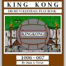 eBook (PDF) KING KONG - DROID VOLLEYBALL PLAY BOOK