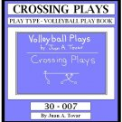 eBook (PDF) EB-30-007 CROSSING Volleyball Plays