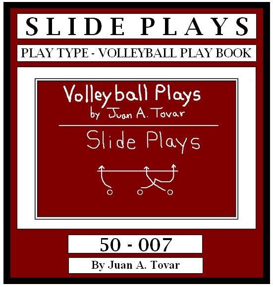 eBook (PDF) EB-50-007 SLIDE Volleyball Plays
