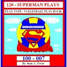 eBook (PDF) SUPERMAN Volleyball Book of Plays