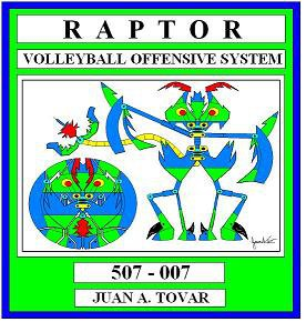eBook (PDF) RAPTOR Volleyball Play Book