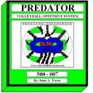 eBook (PDF) Predator Volleyball Play Book
