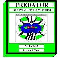 eBook (PDF) Predator Volleyball Play Book