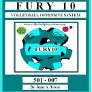eBook (PDF) FURY10 Volleyball Play Book