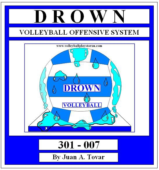 eBook (PDF) Drown Volleyball Play Book