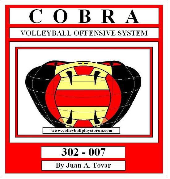 eBook (PDF) COBRA Volleyball Play Book