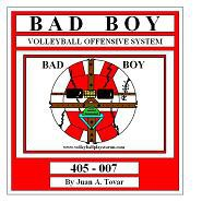 eBook (PDF) BADBOY Volleyball Play Book