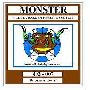 eBook (PDF) MONSTER Volleyball Play Book
