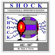 eBook (PDF) SHOCK Volleyball Play Book