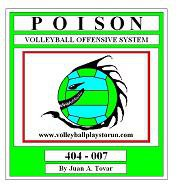 eBook (PDF) POISON Volleyball Play Book