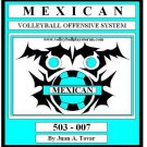 eBook (PDF) MEXICAN Volleyball Play Book
