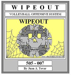 eBook (PDF) WIPEOUT Volleyball Play Book
