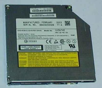 DVD/CD-RW COMBO UJDA-740 for DELL ACER IBM HP GTY +