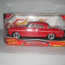 Motormax 1:24 Die Cast Red 1955 Chrysler C300