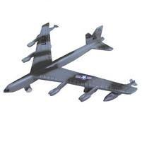 "B-52 Stratofortress 4.5"" Diecast Model"