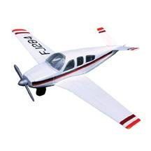 "Beechcraft Bonanza 4.5"" Diecast Model"
