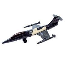 """F-104G Starfighter 4.5"""" Diecast Model"""