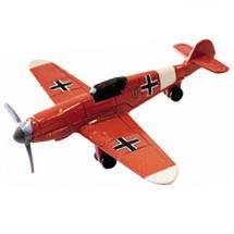 "Messerschmitt BF109E 4.5"" Diecast Model"