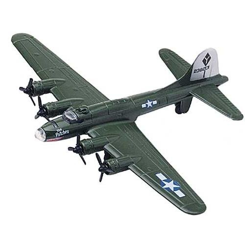 In Air B-17 Flying Fortress (1:100)