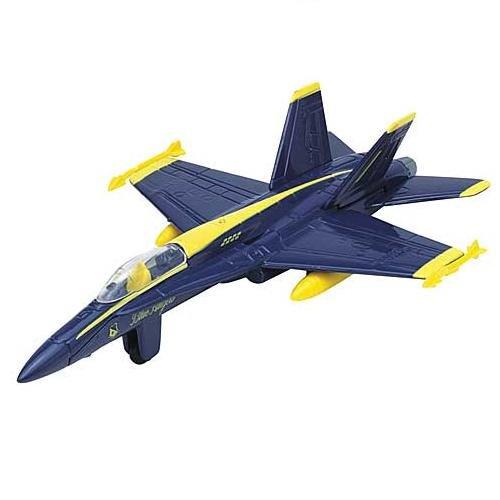 "F-18 Hornet ""Blue Angels"" (1:100)"