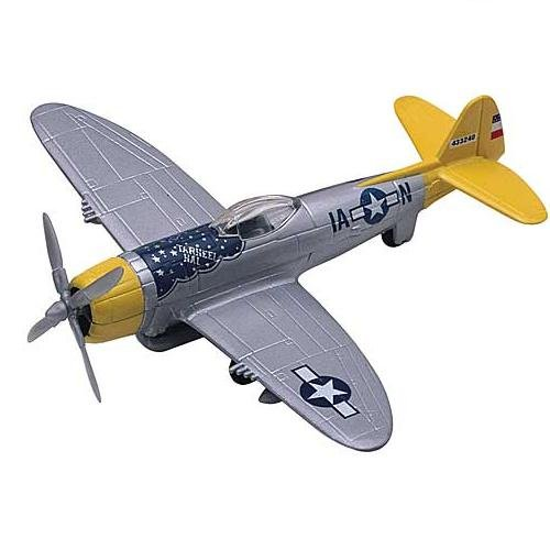 In Air P-47 Thunderbolt (1:100)